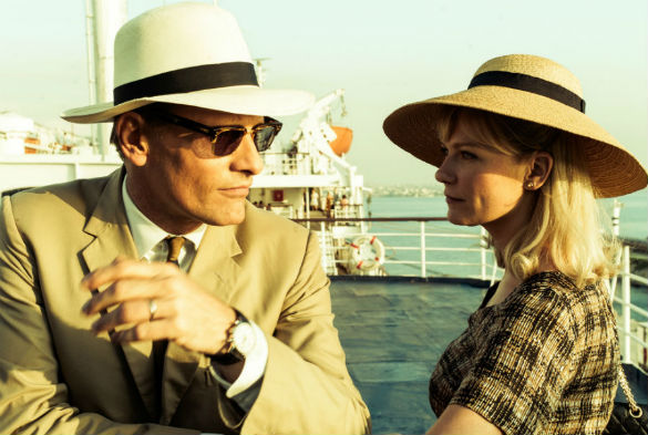 two faces january 585 Movie News: Channing Tatums Foxcatcher Poster; New Trailers for The Two Faces of January and A Hard Days Night