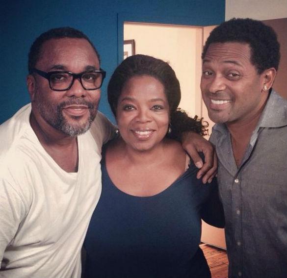 Lee Daniels / Oprah Winfrey / Mike Epps