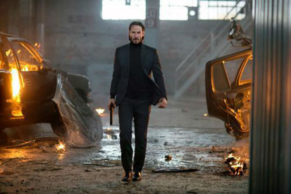 Movie News: First Look at Keanu Reeves as Hitman 'John Wick;' Shailene Woodley in 'White Bird i...