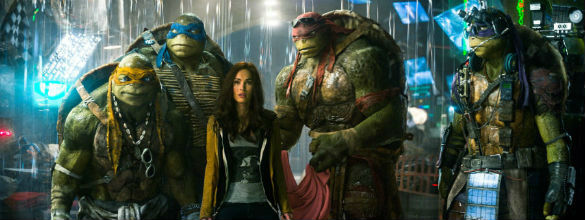 1 EverettCollection TMNT 585b See How Creepy the Teenage Mutant Ninja Turtles Almost Looked In Their New Movie