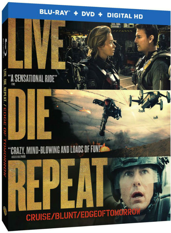 3 Variety EdgeOfTomorrow 585 Movie News: Two Sequels for Dwayne Johnsons Journey Coming; Musical Trailer for Billy Crudups Rudderless
