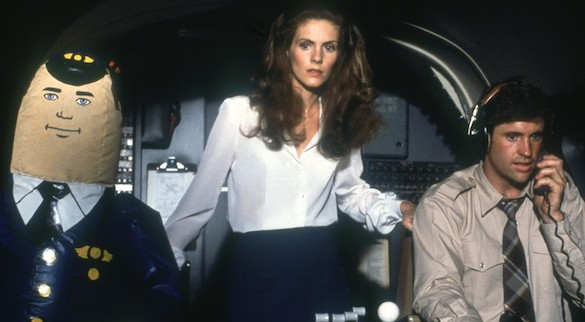 Airplane with autopilot Bill Haders List of the 200 Comedies You Need to Watch