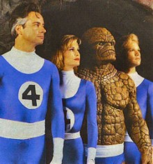 Fantastic Four Roger Corman