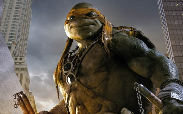 INTRO 2 ParamountPictures TMNT2014 TMNTPizza The Geek Beat: Star Wars Rumors, Spider Man Buzz and About That Ninja Turtles Movie