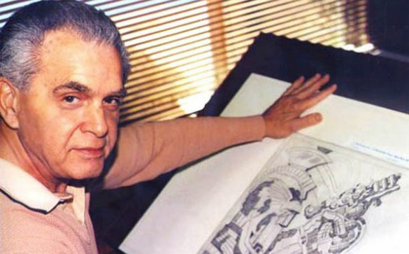 The Geek Beat: Thank You, Jack Kirby...