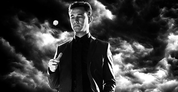 Joseph Gordon Levitt in Sin City a Dame to Kill For Film Face off: Sin City vs. Sin City: A Dame to Kill For