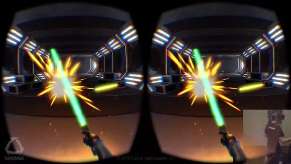 Oculus Rift Star Wars tech demo