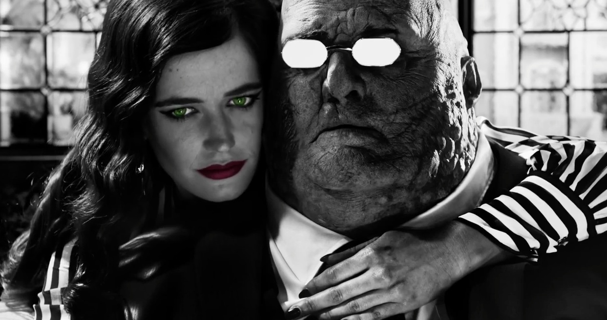 Sin City A Dame to Kill For 3 Film Face off: Sin City vs. Sin City: A Dame to Kill For