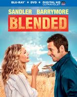 blended bd New on DVD/Blu ray: Adam Sandler and Drew Barrymore Reunite for Blended
