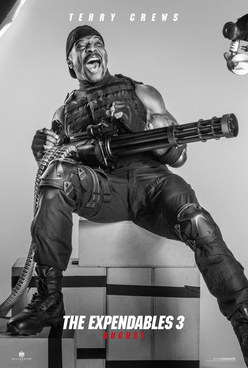 expendables three ver11 Ranking the Expendables 3 Cast from Least Deadly to Deadliest