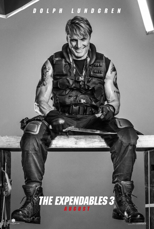 expendables three ver6 Ranking the Expendables 3 Cast from Least Deadly to Deadliest