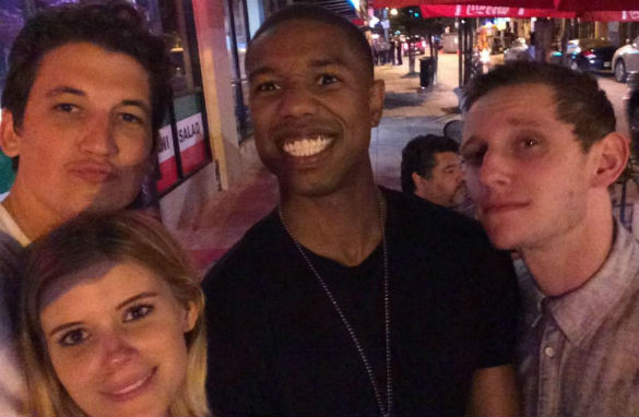 Fantastic Four - photo by Kate Mara