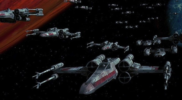 star wars x wing The Last Sci fi Blog: The Star Wars Game You Need to Play While You Wait for Episode VII