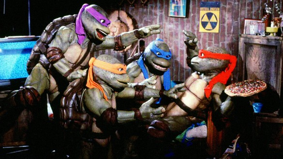 tmnt90 The Geek Beat: Star Wars Rumors, Spider Man Buzz and About That Ninja Turtles Movie