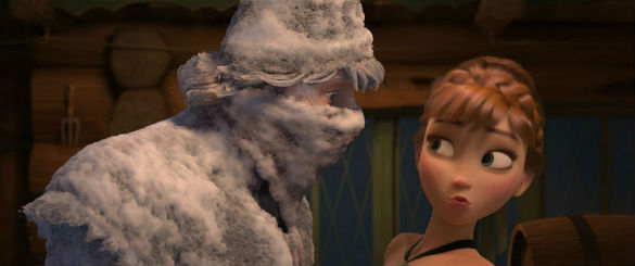 02 EverettCollection Frozen 585 Movie News: Disney Announces New Frozen Short & Song, Plus: A CHiPS Movie Is On the Way