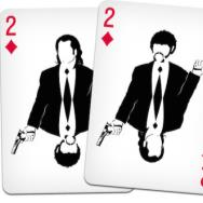 See the World's Coolest Deck of Movie-Related Playing Cards