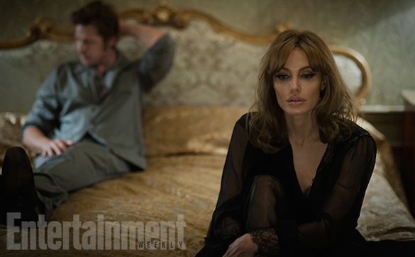 'By the Sea' First Look: Brad Pitt and Angelina Jolie Show Off a Miserable Marriage...