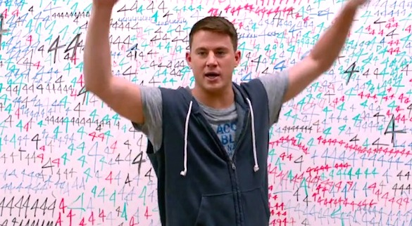 Channing Tatum Science Movie News: Channing Tatum Gets a Beautiful Mind; Paranormal Activity 5 Lands Title & Release Date