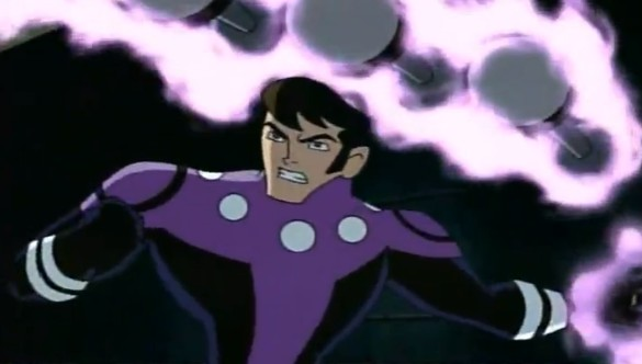 Legion of Superheroes Cosmic Boy