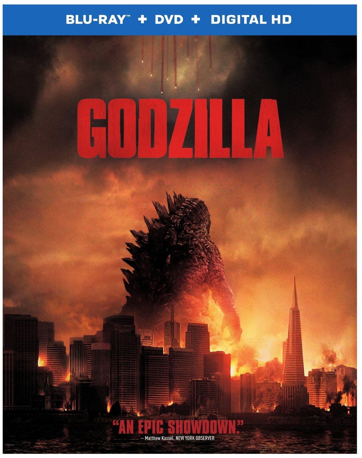 godzilla blu ray The Last Sci fi Blog: The Science Fiction Movie Fall Preview