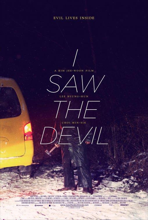 i saw the devil poster The I Saw the Devil Remake Lands a Killer Creative Team