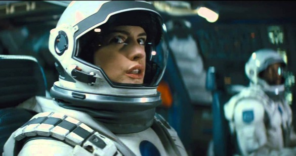 New 'Interstellar' Poster: Where in the Galaxy Is Matthew McConaughey?...