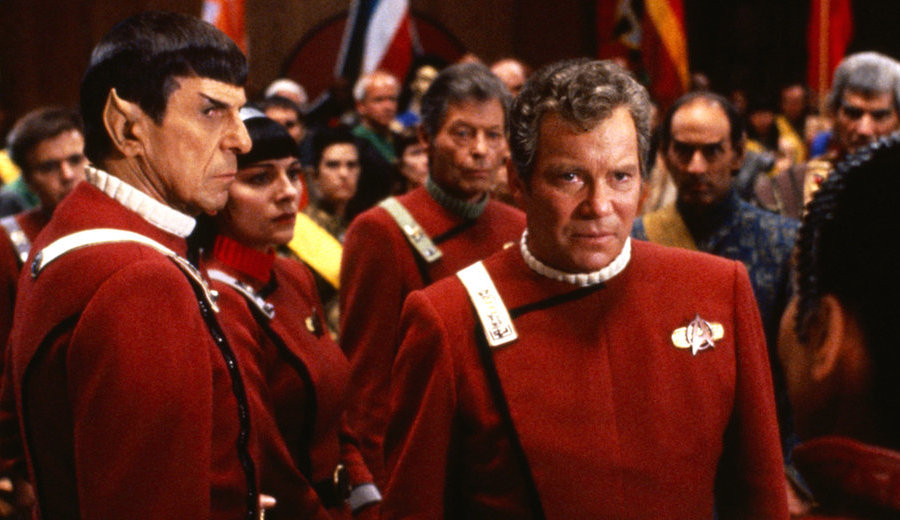 Movie News: Shatner and Nimoy May Reunite for 'Star Trek 3'; 'Jurassic World' Teases a Familiar...
