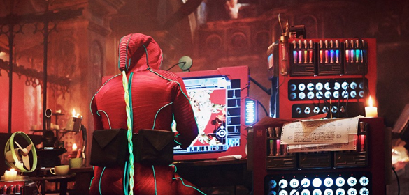 zero theorem crop The Last Sci fi Blog: The Science Fiction Movie Fall Preview