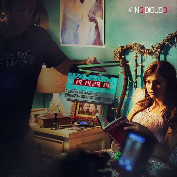 Movie News: New 'Insidious 3' Photos; Eli Roth's 'Cabin Fever' Getting Remake Using Original Sc...