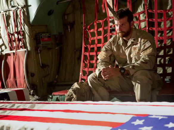 Movie News: Bradley Cooper in First 'American Sniper' Photos; New 'Interstellar' Trailer Is Out...