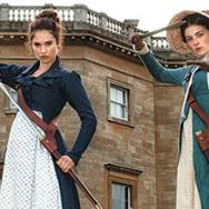 Movie News: First Look at 'Pride and Prejudice and Zombies;' Cool Trailer for Sci-Fi Thriller 'Ex Machina'
