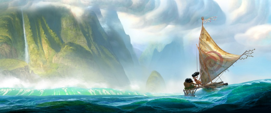 First Look: Will Disney's 'Moana' Become the Next 'Frozen?'...