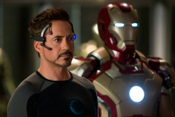 The Insane 'Avengers' Prop Marvel Let Robert Downey Jr. Bring Home...