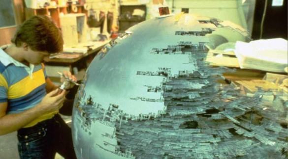 Star Wars Death Star model