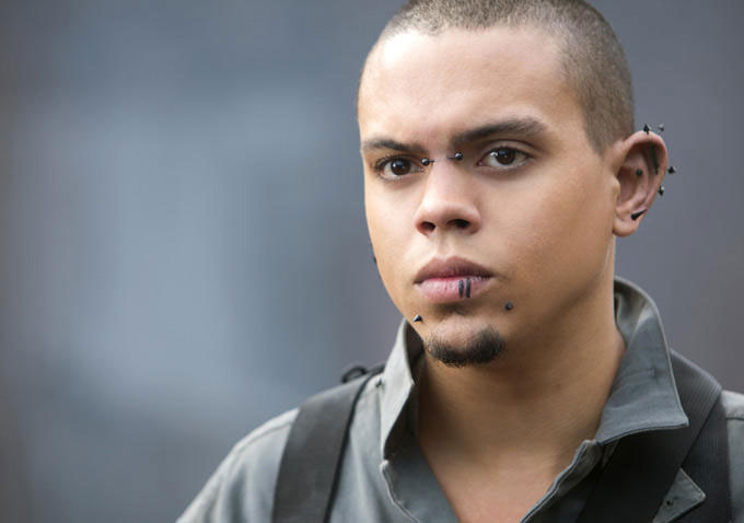 Evan Ross in in The Hunger Games: Mockingjay - Part 1