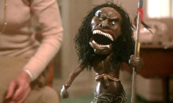 Zuni Fetish Doll Trilogy of Terror