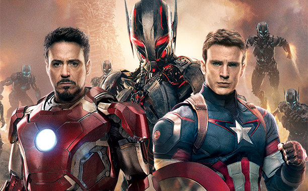 Watch: This Leaked 'Age of Ultron' Clip Is Like a Teaser Trailer for 'Captain America: Civil Wa...