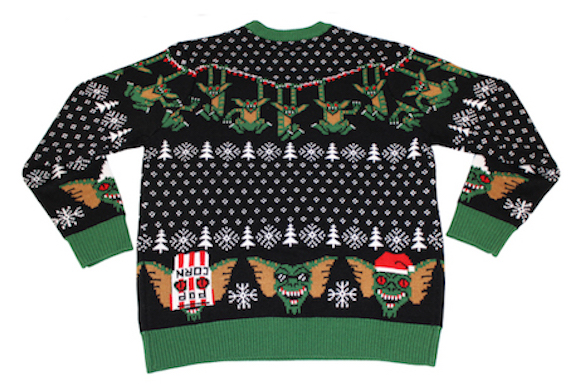 Only Movie Fans Will Love These Awesomely Ugly Holiday Sweaters...