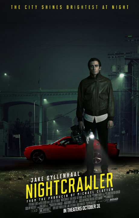 New 'Nightcrawler' TV Spot Teases One of the Most Intense Movies of the Year...