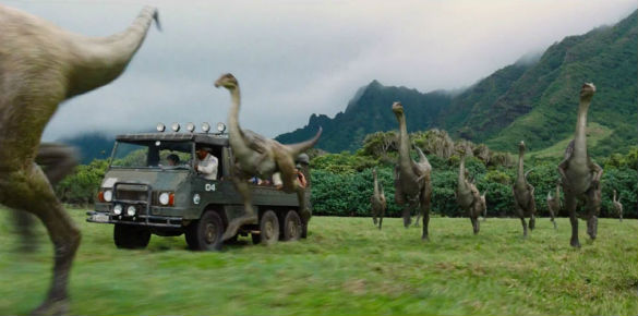 Movie News: First 'Jurassic World' Footage Stomps Online; Amy Adams to Play Janis Joplin for 'W...