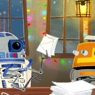 Watch: R2-D2 and Chopper Star in Lucasfilm's Adorable 2014 Holiday Card
