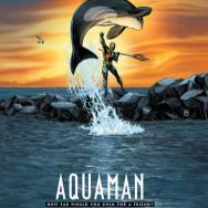 See Superman, Aquaman and More DC Comics Redone As Classic Movie Posters