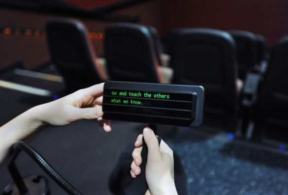 New Ways To Accomodate Deaf Audiences Are Planned For