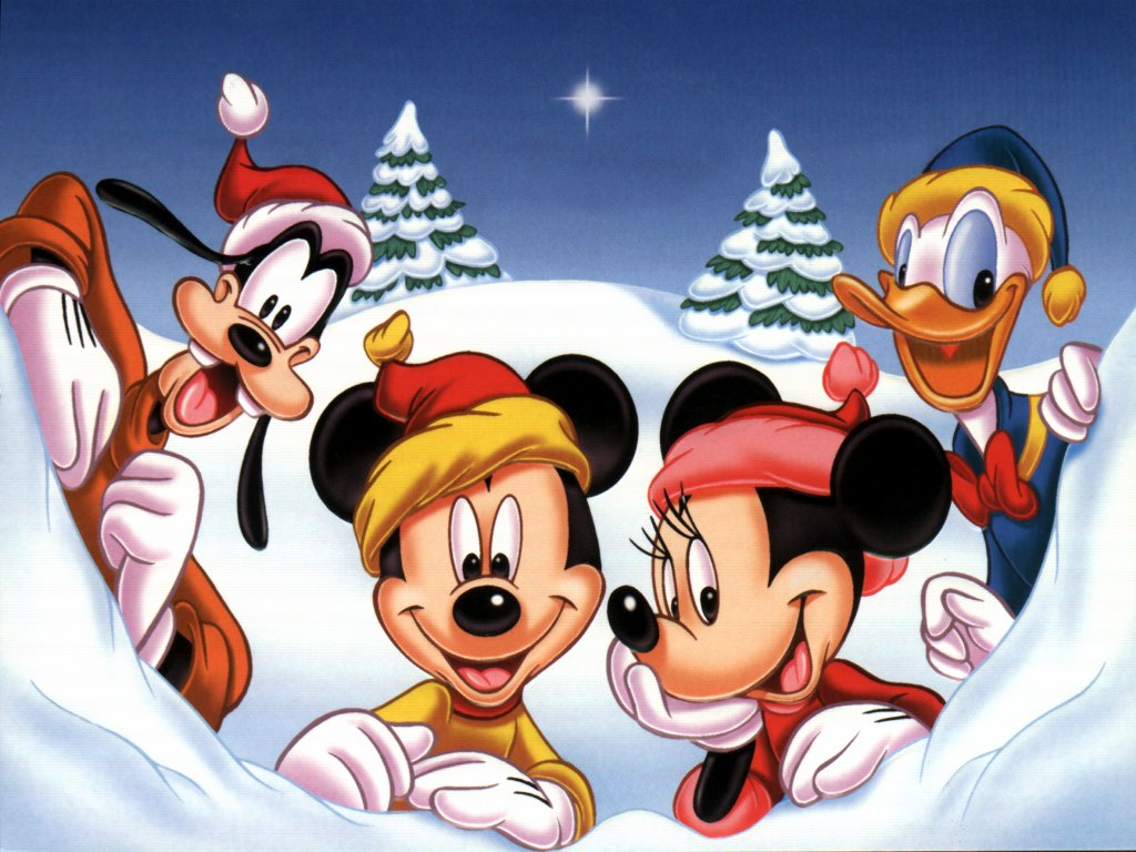 Spend Christmas Watching These Classic Disney Cartoons...