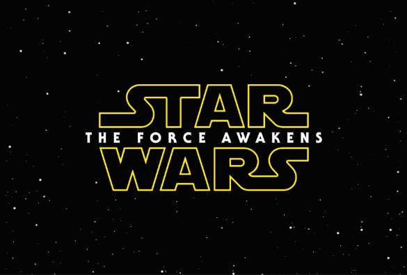 Star Wars Force Awakens logo