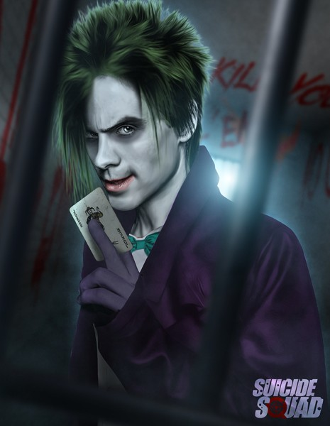 Suicide Squad Fan art joker