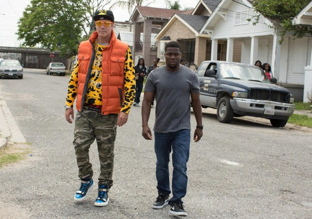 'Get Hard' Trailer: Kevin Hart Teaches Will Ferrell How to Survive Prison...