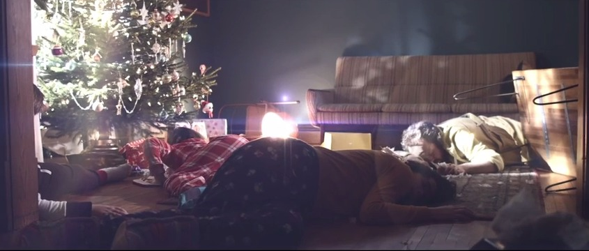 Watch: If Quentin Tarantino, Terrence Malick, and Christopher Nolan Made Christmas Movies...