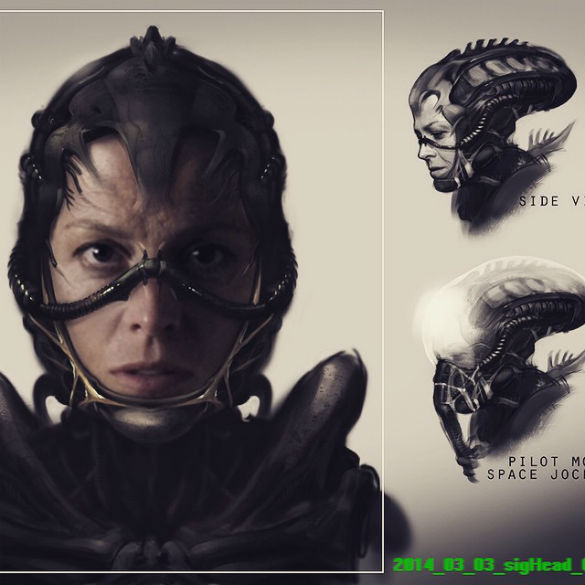 Neill Blomkamp - Alien