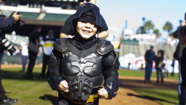 Watch: This 'Batkid Begins' Trailer Will Give You All The Feels...